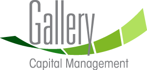the logo for Gallery Capital Management